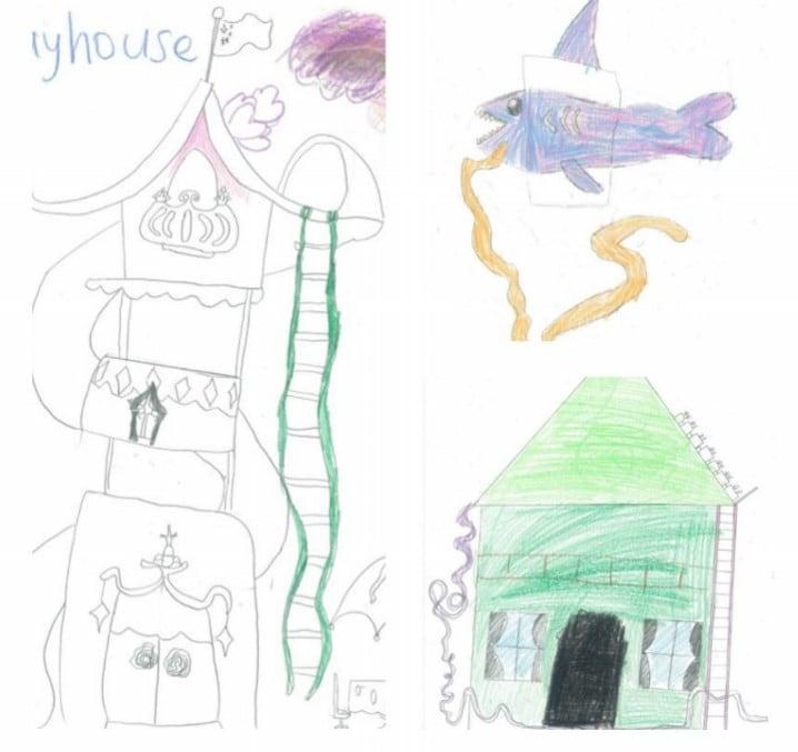 E21 Rainbow Playhouse