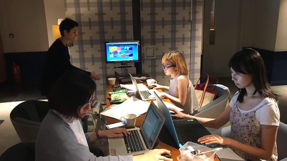 Content Development Workshop