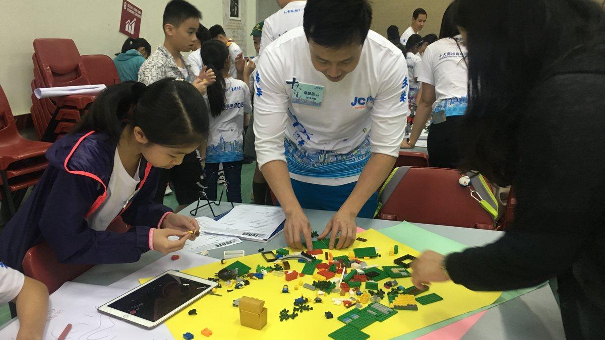 十大傑出青年選舉2018: 社會服務日-童建未來