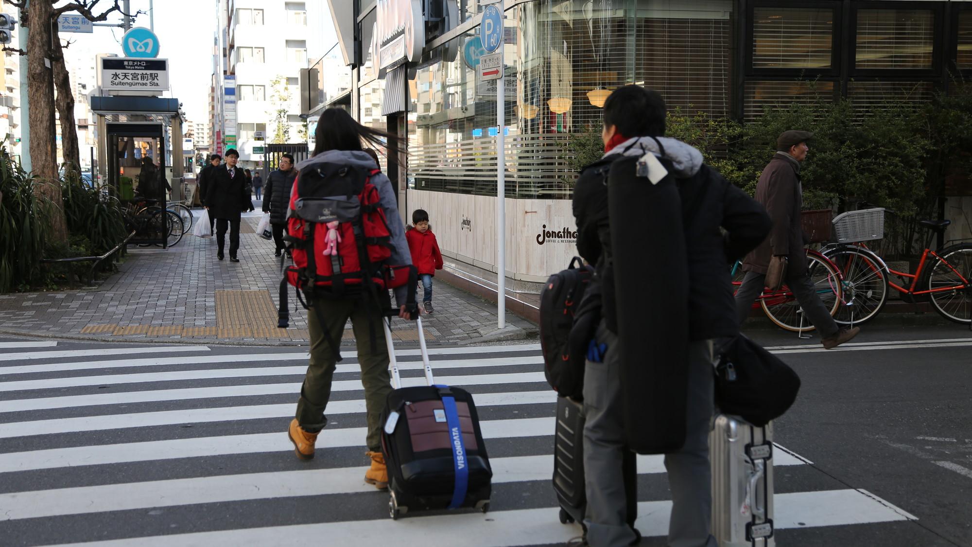 《311 復興與再生》製作手記(十一) 東京走一回