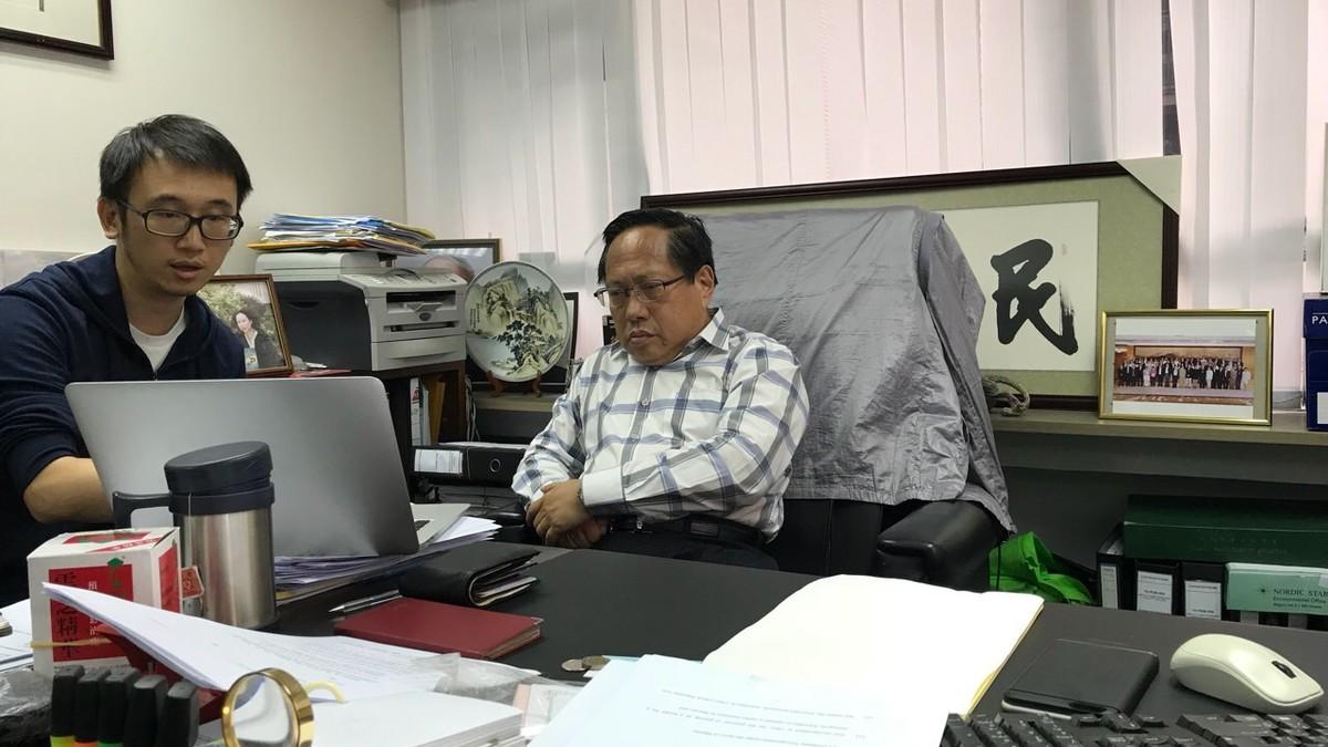 Law firm visit: Ho, Tse, Wai & Partners
