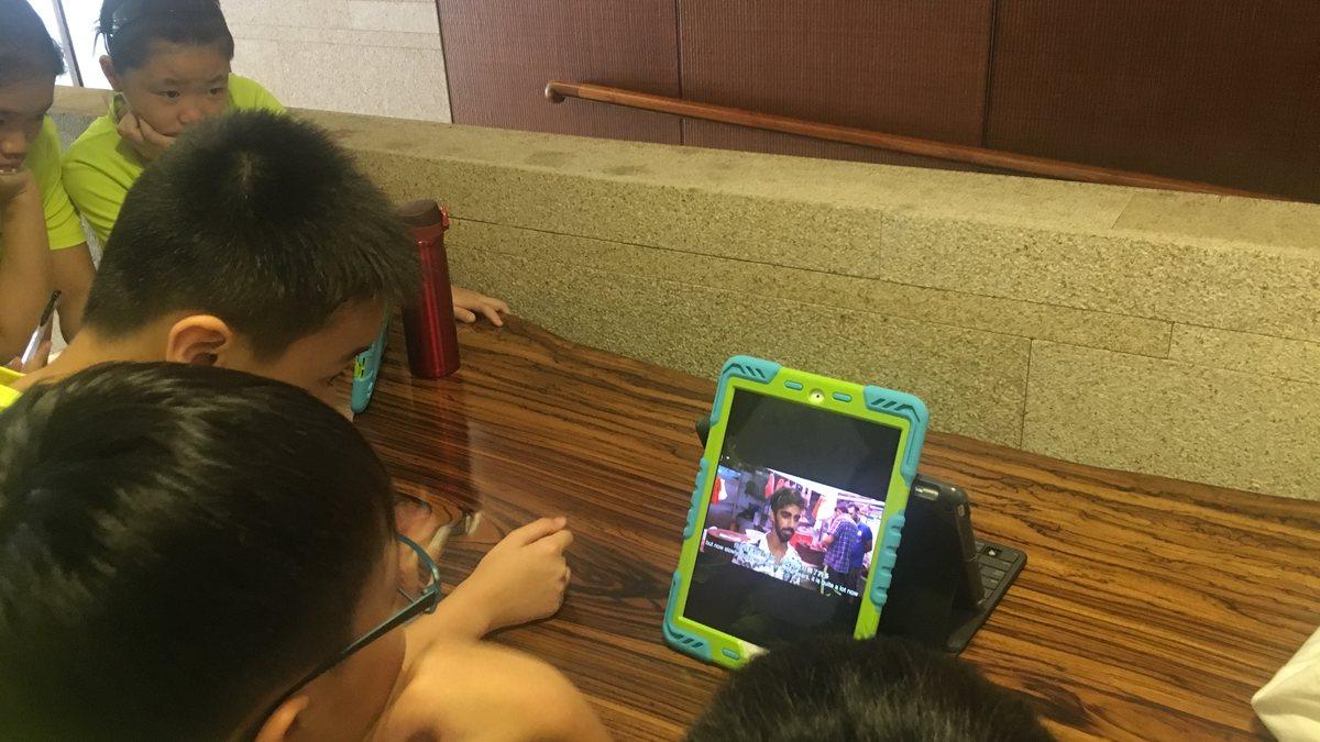 尖沙咀社區行- iPad 看世界 (機構:WEDO GLOBAL)