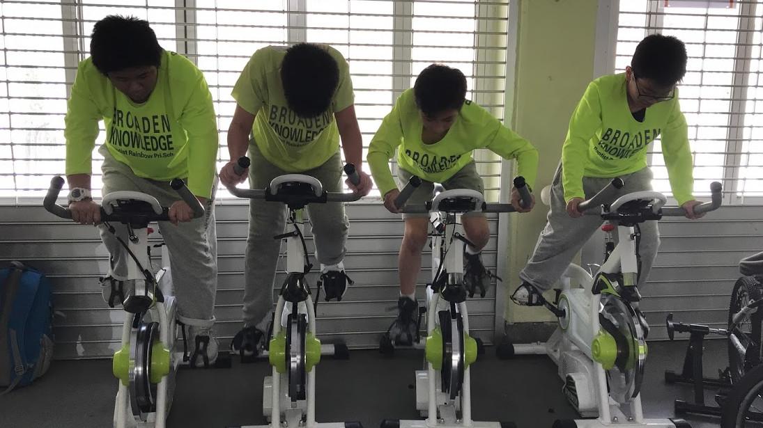 訓練腿部肌肉力量