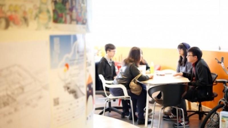 Collaction-一個營建公民社會的創新社群(香港獨立媒體公民記者-丁凱樂)