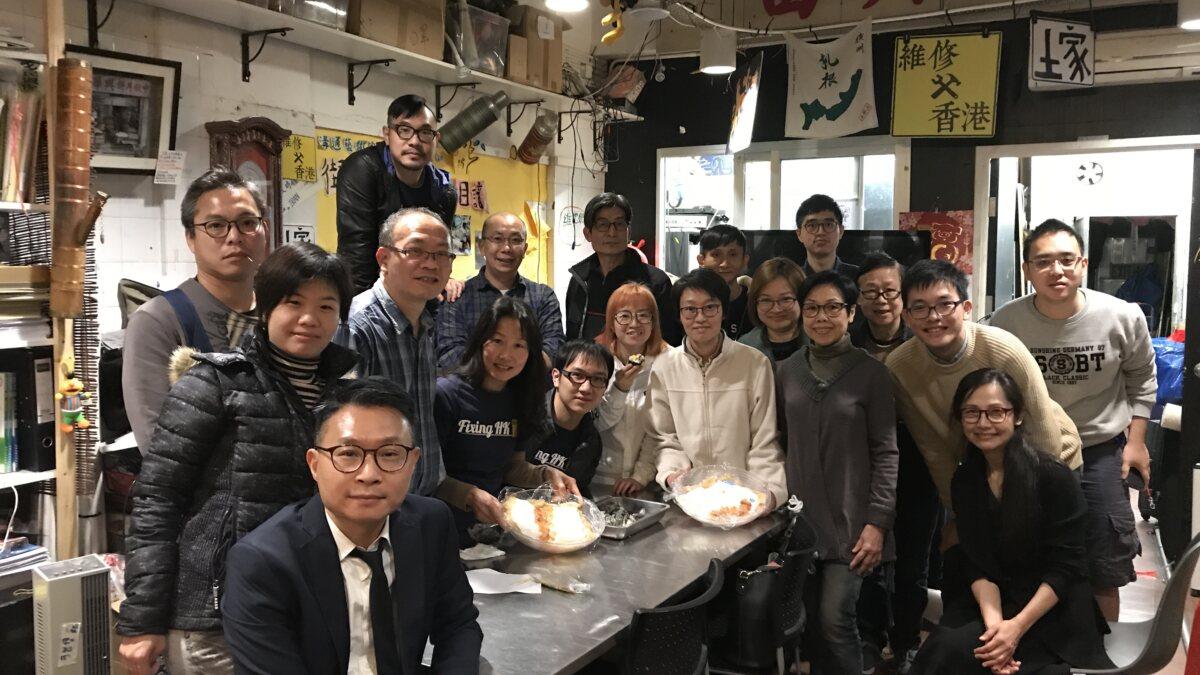 【維修香港】第200星期出隊:我們仍然保持初衷