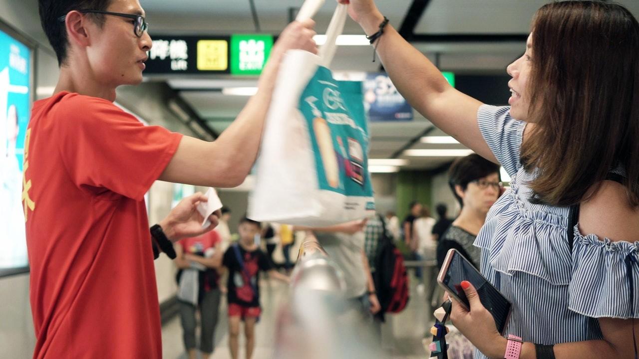 【跑Tee共享】不讓跑Tee「短命」 在遙遠陌生人身上還原價值 - HK01