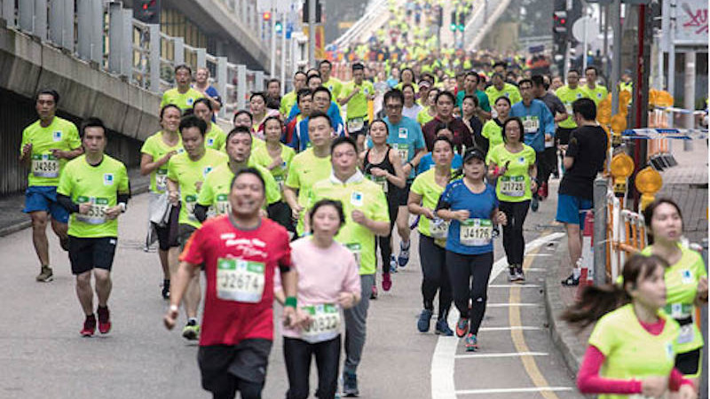 陳微薇專欄:泛濫的跑 Tee - 明周