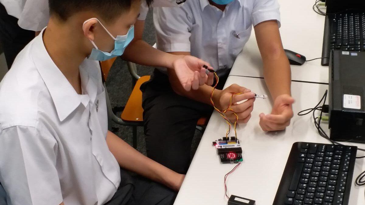 感應升降機按鈕(Gp 11)