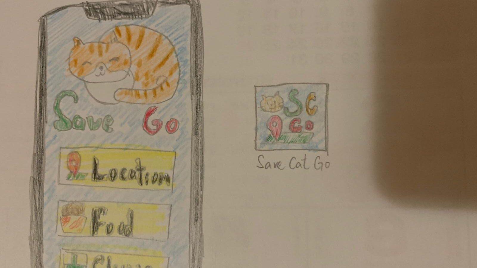 Save Cat Go 應用程式 (DSP_014904)