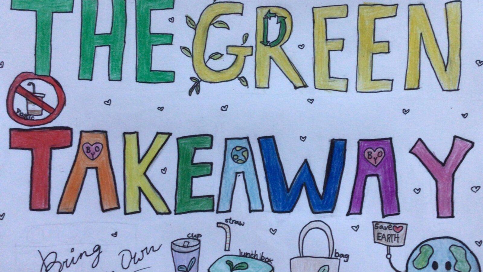 The Green Takeaway