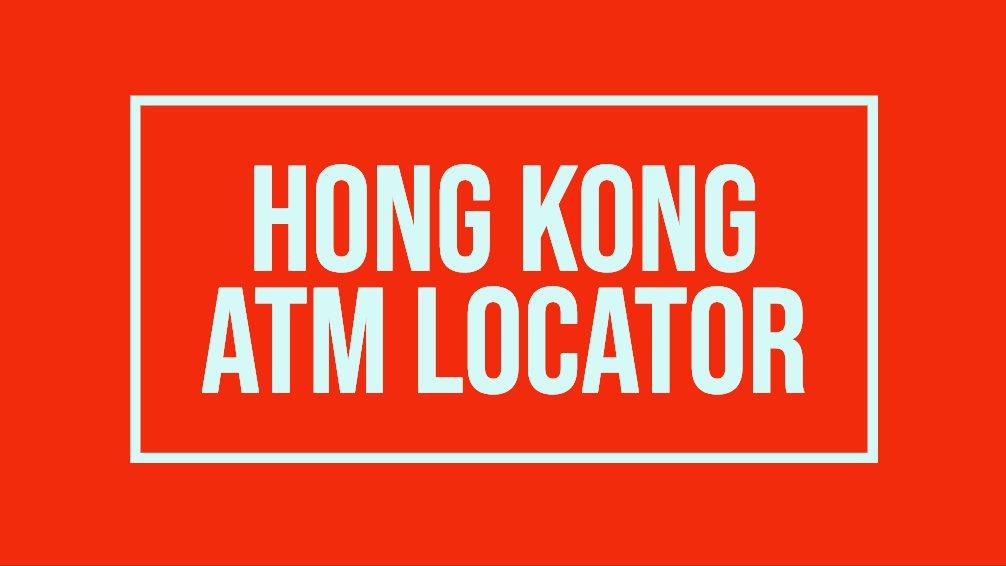 Hong Kong ATM Locator