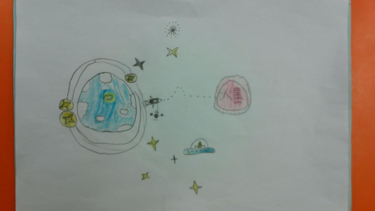 E3 太空生活小計劃