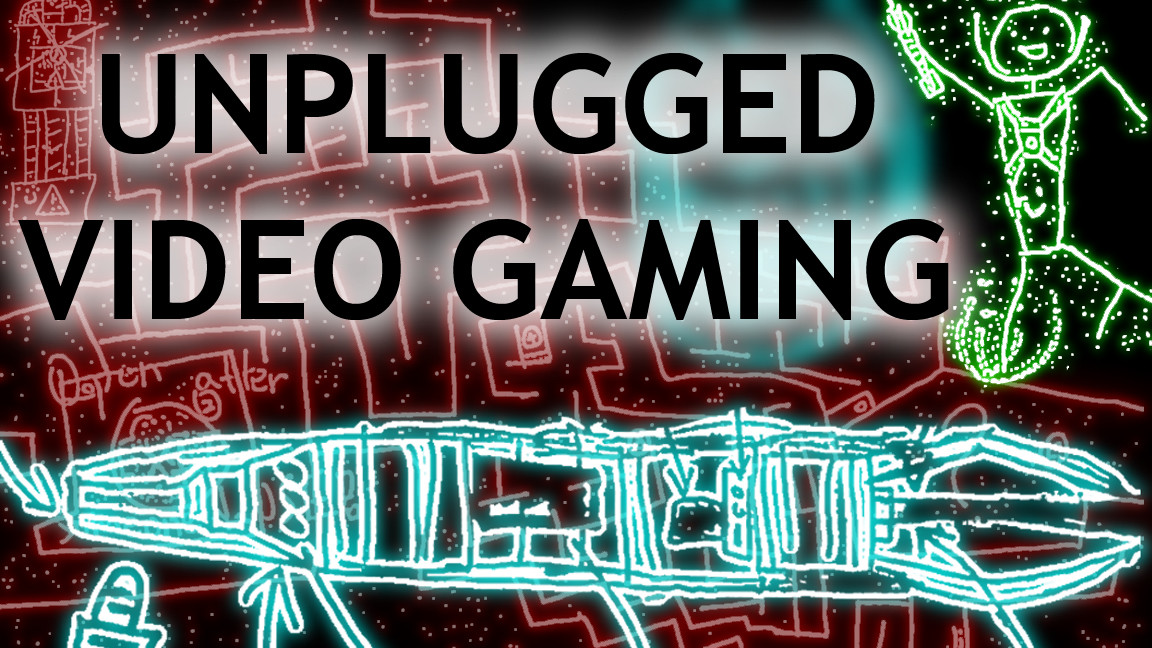 Unplugged Video Gaming