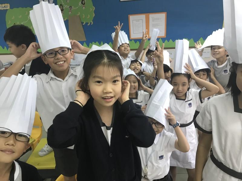 Blue Wood Little Chef