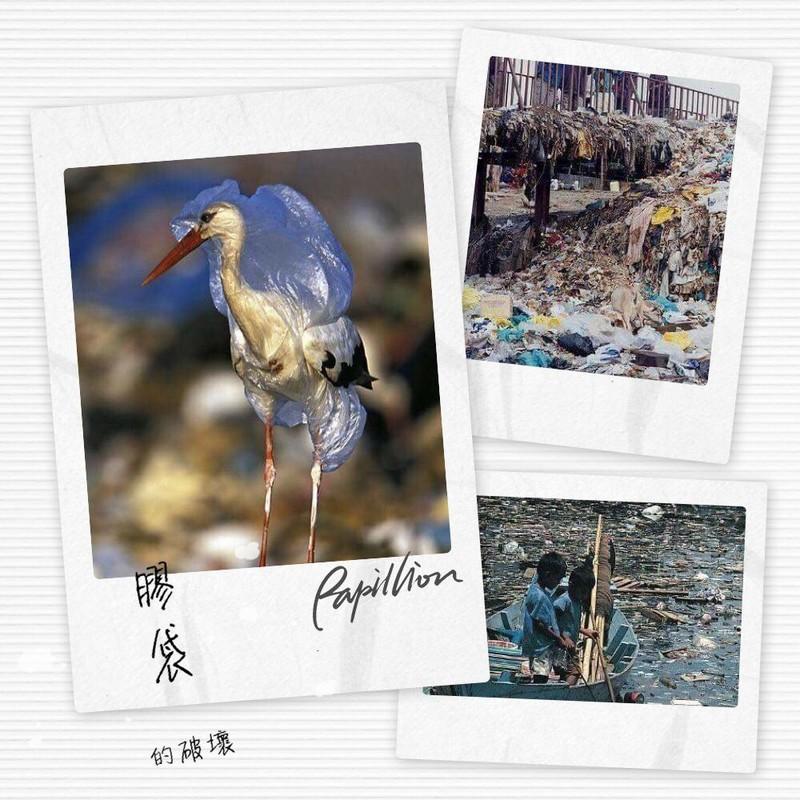 拆止膠 (Plastic Ban)