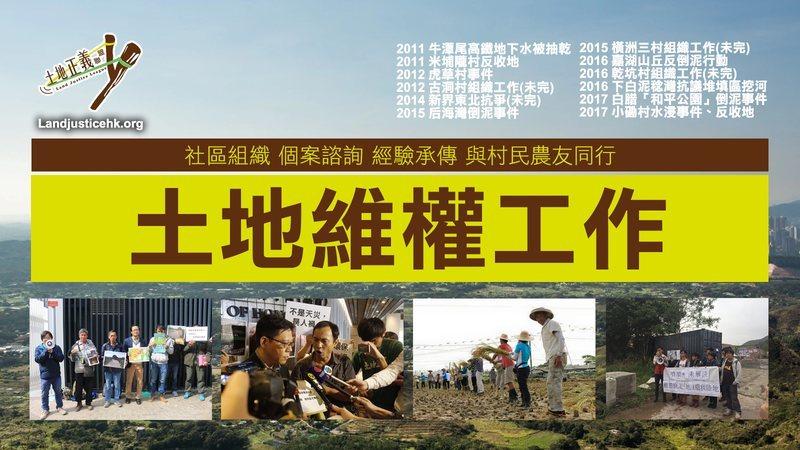 土地維權運動