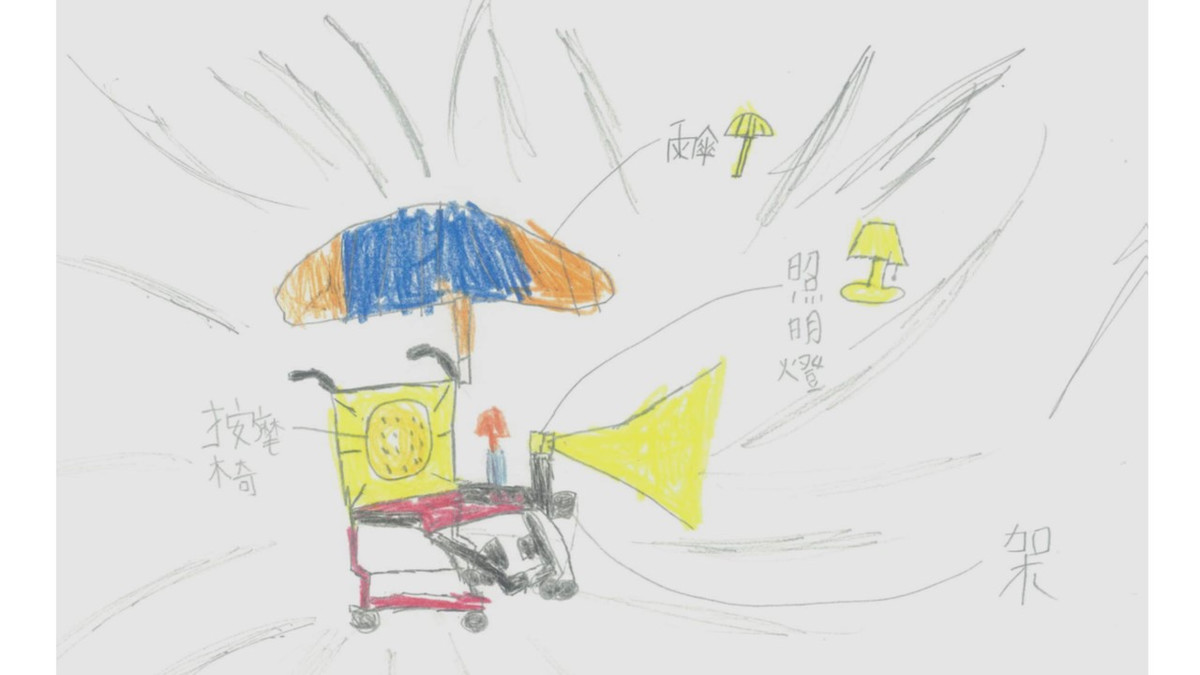 E1 輪椅大變身 長者更開心